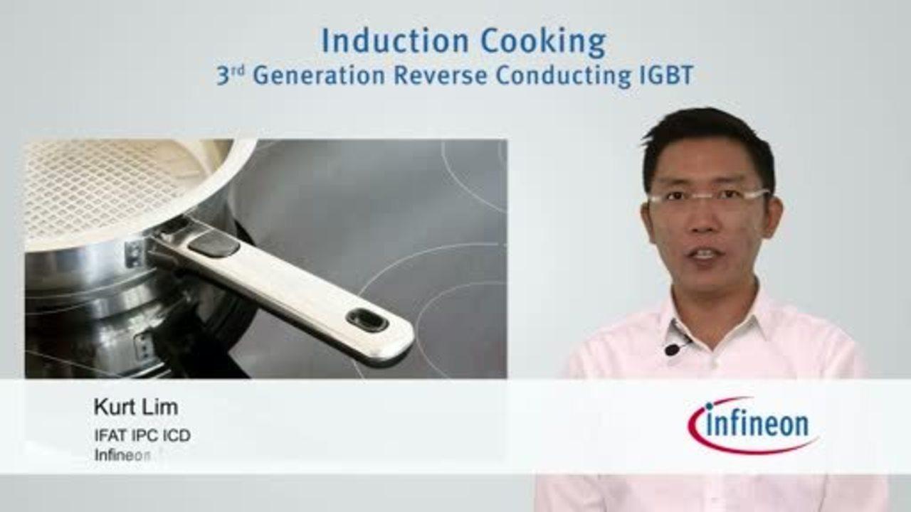 インフィニオンの第3世代逆導通IGBT