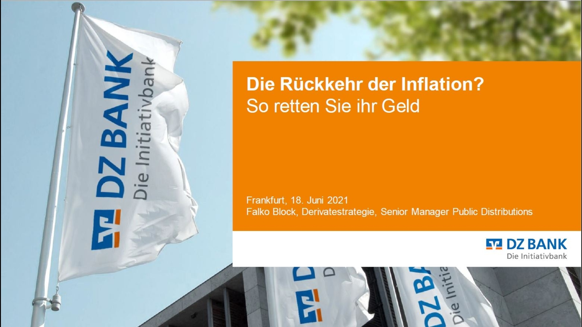 Die Rückkehr der Inflation? So retten Sie ihr Geld
