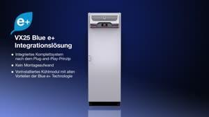 Dachaufbau-Kühlgerät Blue e+ Gesamtkühlleistung 1,30 kW
