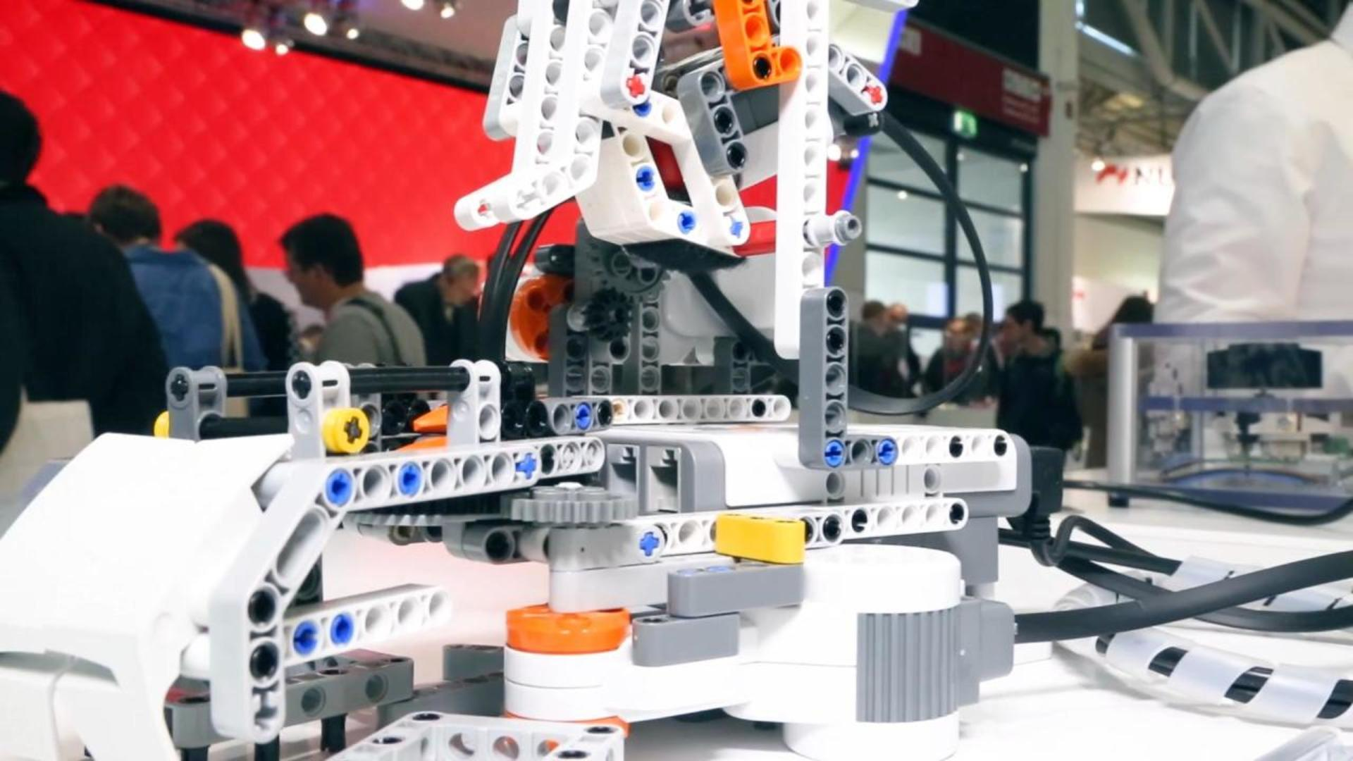 electronica 2016 - Security solutions for industrial automation