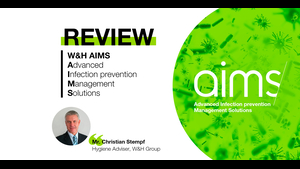 Revisit the Webinar by Christian Stempf: AIMS - Advanced Infection prevention Management Solutions