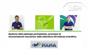 Webinar: Gestione delle Patologie Perimplantari (Italian)