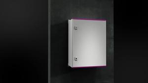 Пластиковые распределительные шкафы AX без обзорного окна