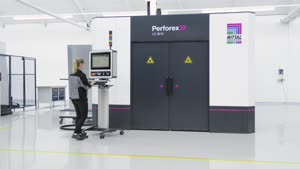 Lasercenter Perforex LC 3030