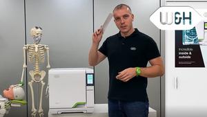 Lisa Remote Plus Sterilisator - Aufstellung und Einweisung