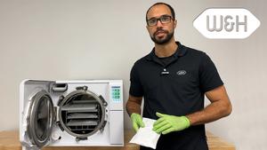 Lexa Sterilizer Dental - Cycle Programs and Maintenance